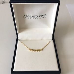 NWT Argentina Vivo Sterling Silver Necklace